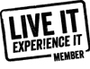 Live It Experience It Member