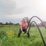 Rebecca Irwin a personal trainer and owner of Go Fitness