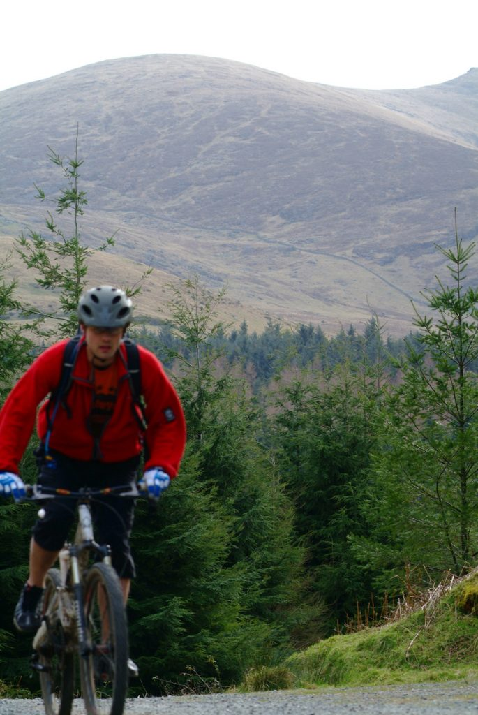Mountain Biking in the Sperrins Live It Experience It