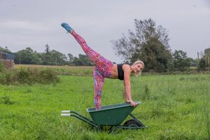 Taking fitness out to the great outdoors. with Go Fitness - a Live It Experience It member